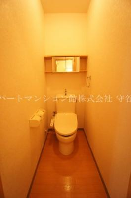 【トイレ】千部越