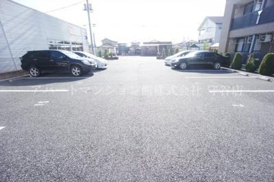 【駐車場】千部越