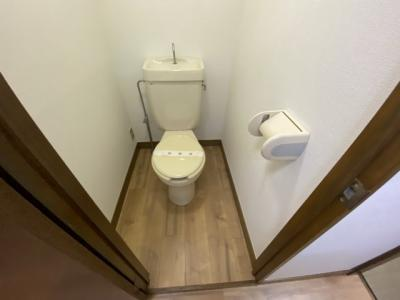【トイレ】西山ハイツ