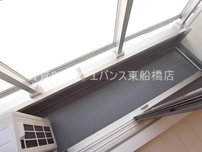 【バルコニー】リブリ・ルイフェリス
