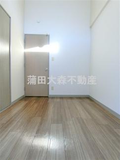 【寝室】アールコート南六郷