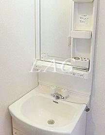 独立洗面台です。