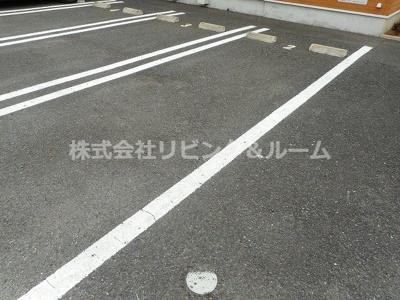 【駐車場】クレーデレドーノタカ&ヨッシー
