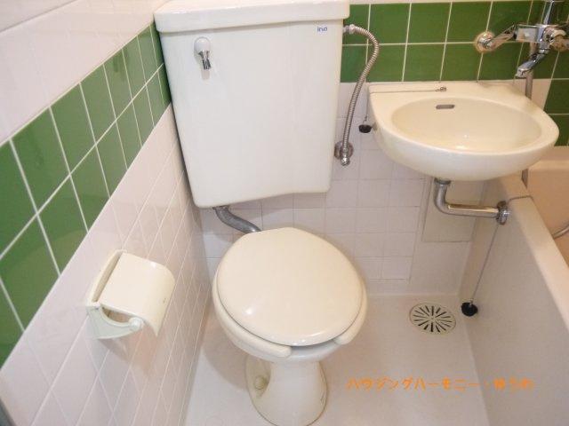 【トイレ】エスカイア池袋