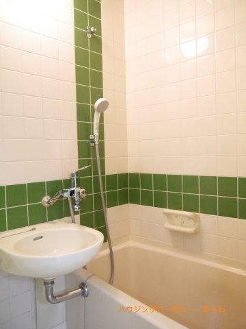 【浴室】エスカイア池袋