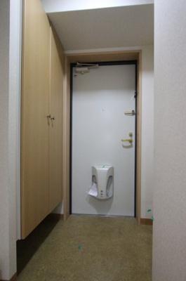【玄関】第31友建ビル