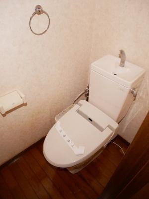 【トイレ】メゾン・ド・ソニヤ