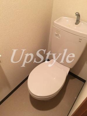 【トイレ】スカイコートヌーベル入谷第2