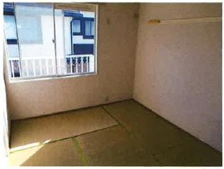 君津市法木作1丁目 中古売アパート 君津駅 和室収納1間です。