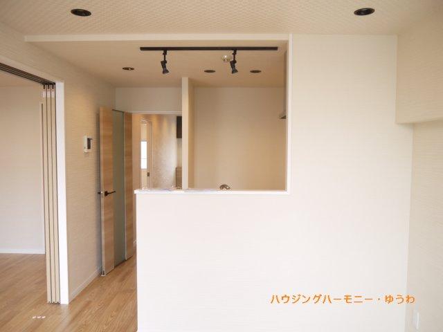 【居間・リビング】板橋スカイプラザ