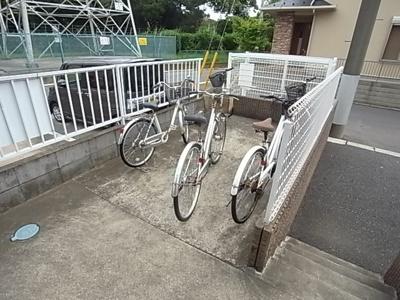 【その他共用部分】メゾンダジュール2番館