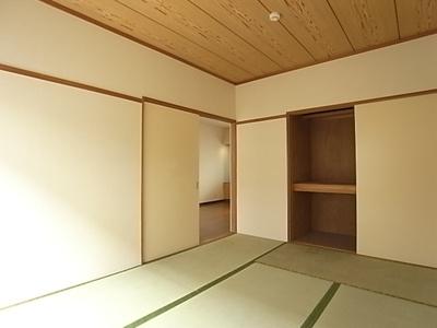 【寝室】メゾンダジュール2番館