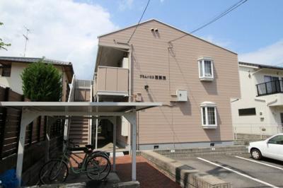 【外観】プラムハウス西賀茂
