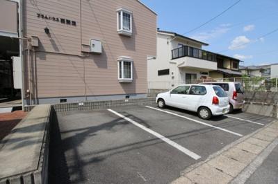 【駐車場】プラムハウス西賀茂