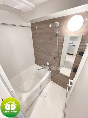 【浴室】プラウドフラット清澄白河Ⅱ
