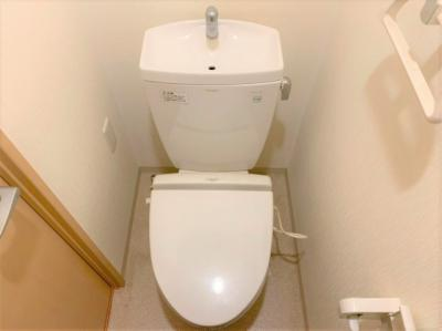 【トイレ】ジュネーゼグラン上本町