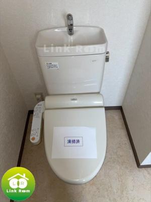 【トイレ】ベイホーム豊洲