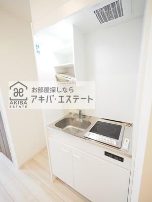 【キッチン】MALDIA町屋