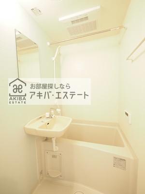 【浴室】MALDIA町屋