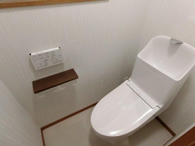 【トイレ】港南区日野戸建
