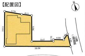 【区画図】港南区日野戸建