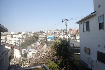 高台にあるので眺望も良好です!風通しもいいのが嬉しいですね☆※参考写真※