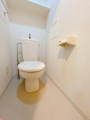 【トイレ】スカイコート日本橋浜町