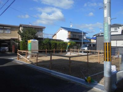 【外観】大井町かすみヶ丘新築一戸建