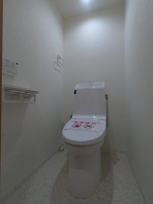 【トイレ】ライオンズマンション神戸本山