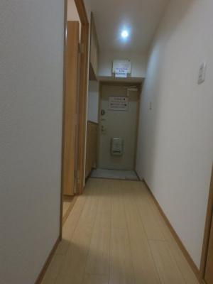 【玄関】ライオンズマンション神戸本山