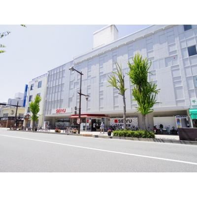 スーパー「西友長野石堂店まで349m」