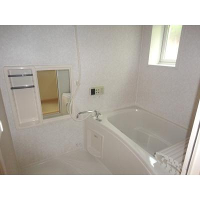 【浴室】ハーモニーあかしや B棟