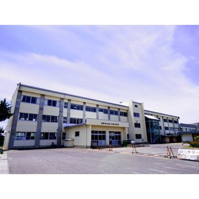 小学校「長野市立篠ノ井西小学校まで1661m」
