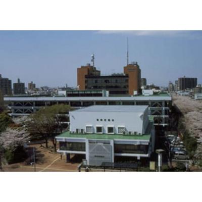 役所「葛飾区役所まで1500m」葛飾区役所