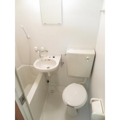 【浴室】メゾン鶴ヶ島駅前