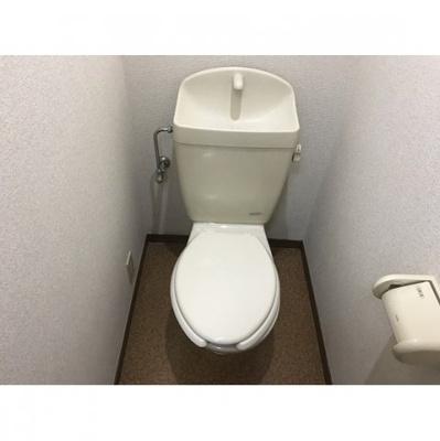 【トイレ】ベルクハイム
