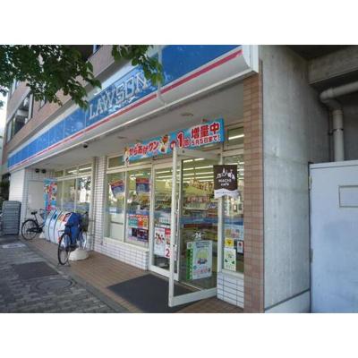コンビニ「ローソン練馬春日町3丁目店まで154m」