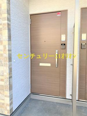 【玄関】リブリ・プラセールII