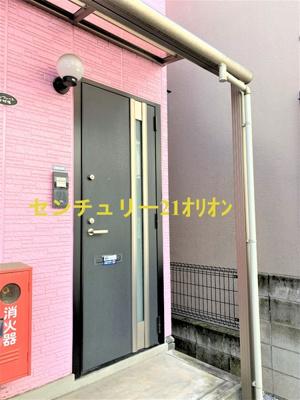 【玄関】コンフォート中村橋(ナカムラバシ)