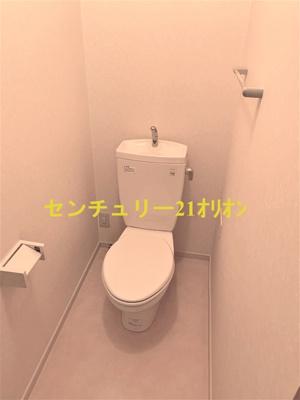 【トイレ】コンフォート中村橋(ナカムラバシ)