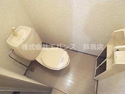 【トイレ】タクミコーポ