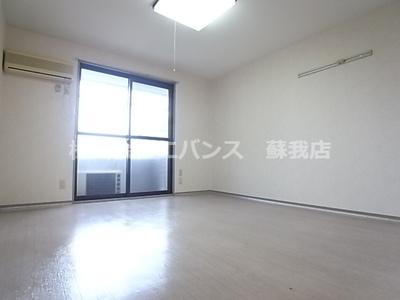 【居間・リビング】タクミコーポ