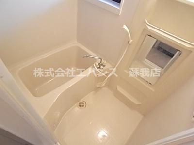 【浴室】タクミコーポ