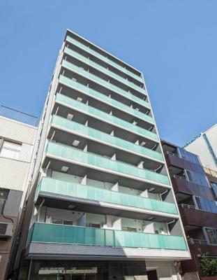 【外観】八丁堀レジデンス壱番館