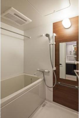 【浴室】八丁堀レジデンス壱番館
