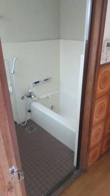【浴室】里⑤ 貸家