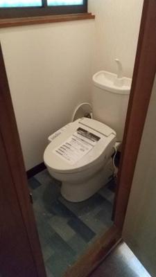 【トイレ】里⑤ 貸家