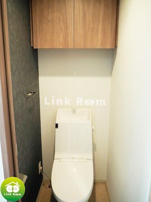 【トイレ】ハーモニーレジデンス森下ステーションフロント