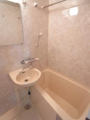 【浴室】グラーサ銀座イースト