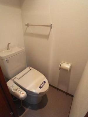 【トイレ】グラーサ銀座イースト